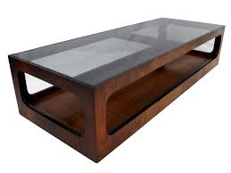 lane mid century modern coffee table 30 the best retro smoked glass coffee tables