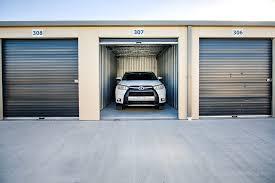 securing up and over garage door boat and caravan storage bunker storage
