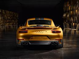 1990 porsche 911 turbo the porsche 911 turbo s exclusive series and its staggering