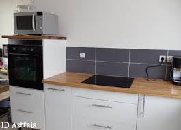 faience grise cuisine la cuisine id astraia