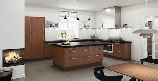 ilot central cuisine hygena modle de cuisine avec ilot central modele de cuisine equipee en u