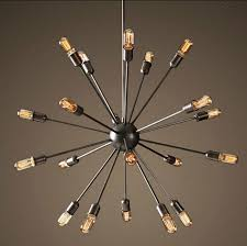 Edison Pendant Light Fixture Discount Satellite Chandeliers Vintage Wrought Iron Pendant Light
