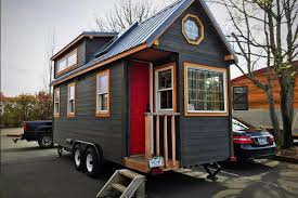 tiny houses a luxury tiny house on wheels is full of big extras curbed seattle