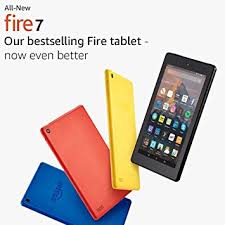 fire stick amazon uk black friday fire 7 tablet with alexa our bestselling fire tablet now even
