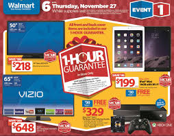 black friday 2014 walmart flyers