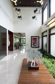contemporary homes interior the frill house by hiren patel architects