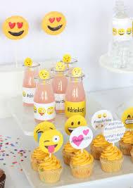 wedding cake emoji kara s party ideas details from an instagram emoji themed