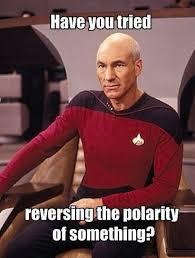 Jean Luc Picard Meme - picard on the enterprise bridge crossovers pinterest bridge