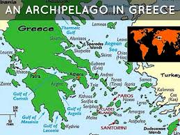 Map Of Santorini Greece by Greece Geography Paige And Taylor By Paige