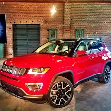 jeep compass limited red a little luxury for your off road adventure agirlsguidetocars