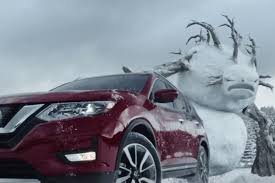 nissan canada return policy evil snowmen do battle with a driver in spot for nissan rogue