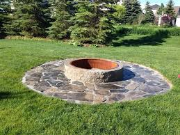 Fire Pit Liners by Custom Fire Pits Burning Concepts