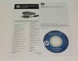 hp a7e36aa aba 120w docking station notebook accessories