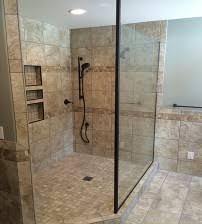 custom shower doors glass minocqua wi