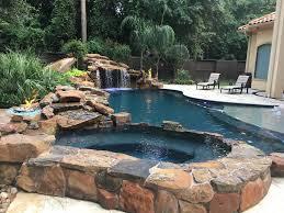 custom pool design houston tx