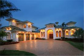 luxury estate home plans luxury home plans 4 bedroom mediterranean home plan 175 1064