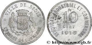 chambre du commerce blois chambre de commerce ville de blois 10 centimes blois fnc 240890
