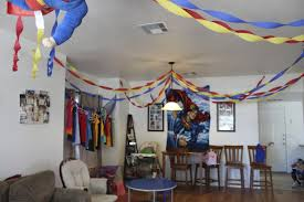 party decorations to make at home the inside of house birthday party decoration how to make a