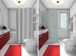 Bathroom Design Blog by Small Bathroom Designs With Shower And Tub Drop In Tub And Walk In