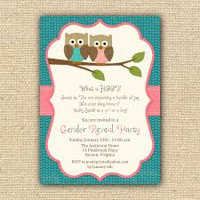 gender reveal invitation template party invitation template sample invitation templates