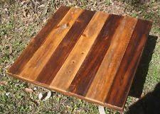 buy reclaimed wood table top reclaimed wood table top ebay