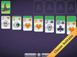 halloween solitaire free android apps on google play