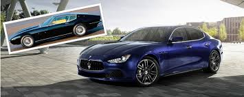 chrome blue maserati maserati ghibli then u0026 now indigo auto group blog