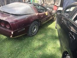 corvette project 1984 chevy corvette project rebuild