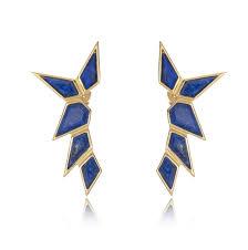 Marcia Moran Chandelier Earrings Hauteheadquarters Designer Jewelry For Women