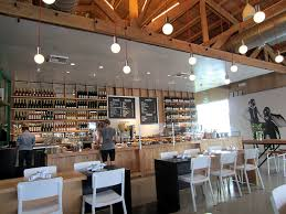 Bakery Kitchen Design by Bakery Commissary Kitchen Like Beams Round Light And Curved Cup