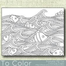 430 seas coloring pages images