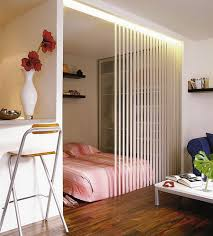 Small Studio Design by Create The Room Of Your Needs With Room Divider Ideas For Studio