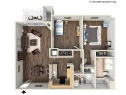 Juniper Floor Plan 2 Bed 2 Bath Apartment In Santa Clarita Ca Canyon Crest Santa