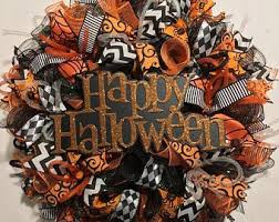 Halloween Decorations On Sale Canada by Halloween Decorations And Home Decor Etsy