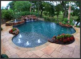 Backyard Swimming Pool Ideas The Pool Swimming Pool Builder