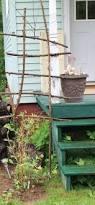 homemade trellis flowers and garden pinterest of homemade