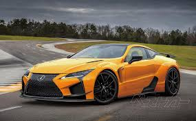 lexus cars with turbo lexus lc f to debut in 2019 with 600 horsepower lexus enthusiast