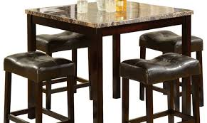 bar ashley pub table and chairs pub style tables and chairs pub