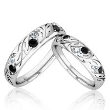 Black Diamond Wedding Ring Sets by 124 Best A Perfect Match Images On Pinterest Matching Wedding