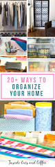 how to organize your house 20 ways to organize your home tuxedo cats and coffee