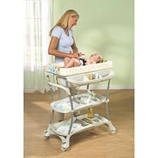 Bath Changing Table Primo Spa Baby Bath And Changing Table Health