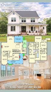 farmhouse plan ideas plan 500020vv modern farmhouse with matching detached garage