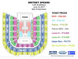 mall of asia floor plan britney spears manila concert ticket prices spot ph