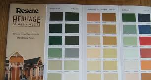 Exterior Paint Chart - exterior paint colors dulux dulux exterior paint colours
