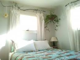 Best  Branch Curtain Rods Ideas On Pinterest Natural Curtain - Curtains bedroom ideas