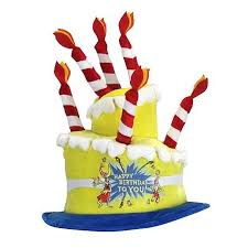 dr seuss birthday cakes dr seuss birthday cake hat novelty hats view all
