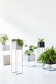modern plant pots a love of materiality initially drove natalie turnbull to
