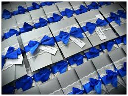 royal blue and silver wedding idea blue and silver wedding invitations or royal blue and silver