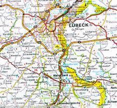 Germany Map Freiburg by Map Of Northeastern Germany Michelin U2013 Mapscompany