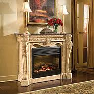 White Electric Fireplace With Bookcase Large Electric Fireplaces 60 Inches Portablefireplace Com
